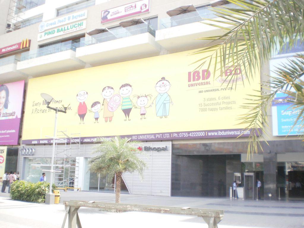 Mall Hording